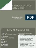 PP LAPMING CVCU 23  Maret 2018.ppt