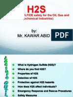 Hydrogen Sulfide (h2s) Gas Safety