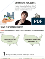 Monetary Policy & Real Estate.pptx
