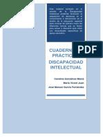 Cuaderno de Practicas Discapacidad Intelectual