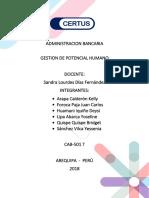 Programa de Prestaciones y Binestar Social 2