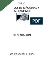 Curso Órganos de Máquinas y Mecanismos - Introducción (1).Pptx