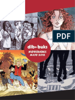 Novedades Dibbuks mayo 2018