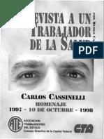 Cassinelli-reportaje a Un Trabajador