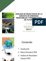 20100916-Analisis Result a Dos Subasta RER-CIP