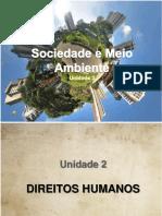 Sociedade e Meio Ambiente - Tecnólogo em Recursos Humanos