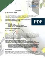 Oferta Activități Comisionabile AventuraTrekking