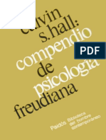 Hall Calvin S - Compendio de Psicologia Freudiana - Paidos - 1990