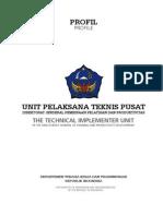 Buku Profile UPTP