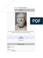 BIBLIOGRAFIA Platón