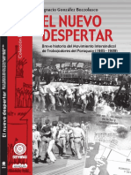 EL NUEVO DESPERTAR - IGNACIO GONZALEZ BOZZOLASCO - ANO 2013 - PORTALGUARANI