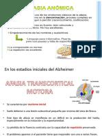 TIPOS DE AFASIA