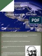 Enfoque Social de Liberacion