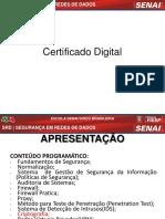 SRD Linux Debian 5 Parte 16Certificado Digital