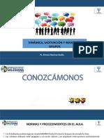 Capitulo 1 Grupos y Dinamica de Grupos Vf
