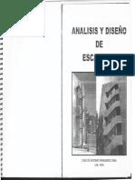 Analisis Y Diseno de Escaleras