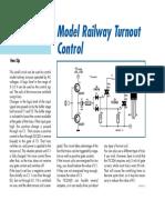 (Epage) Remote Turnout Control - Logic to Triac Switching Ac
