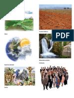 Elementos Naturales y Sociales
