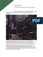 Análisis de Riesgos en Instalaciones Industriales