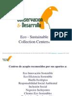 Centros de negocios eco sostenibles, Make a donation@ccd.org.ec / Haga una donación