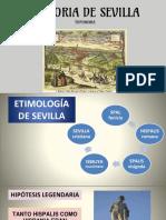 Toponimia y Etimología
