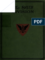 Official History of 86th Division