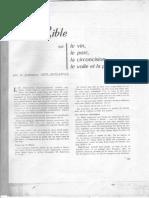 1962 La Bible Sur Le Vin, Le Porc, La Circoncision, Le Voile Et La Polygamie