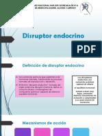 Disruptor Endocrino Seminario