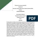 Tecnicas de Coloracion Bacteriana