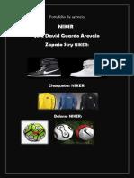 Proyecto simulatorio e pagina web