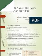 El Mercado Peruano de Gas Natural