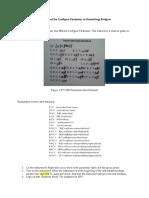 How to Input the Configure Parameter on  Hematology Analyzer.docx