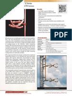 Rototiller x Series Brochure