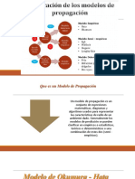 Modelos de Propagaciion