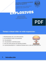Expo Explosivos
