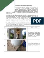 Inspeccion Del Puente