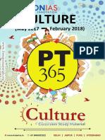 VisionIAS PT365 Culture 2018