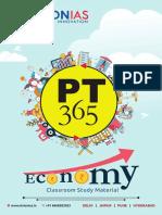 VisionIAS PT365 Economy 2018