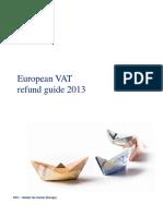 Deloitte - European Vat Refund Guide 2013.pdf