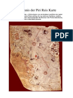 Das Geheimnis Der Piri Reis Karte