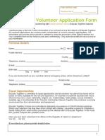 volunteer-application-form