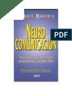 MASTERS ROBERT, Neurocomunicacion