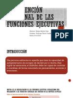 Intervención Funcional de Las Funciones Ejecutivas