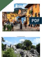 Centros Turisticos Guatemala