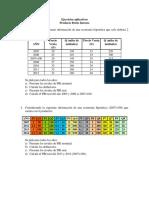 Ejercicios aplicativos PBI