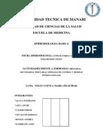 Ficha Epidemiologica
