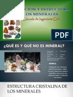04. Composicion y Estructura de Los Minerales