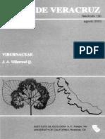 Flora de Veracruz Viburnaceae