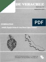 flora de veracruz xyridaceae.pdf