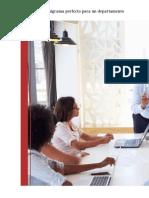 Cuál es el organigrama perfecto para un departamento de IT